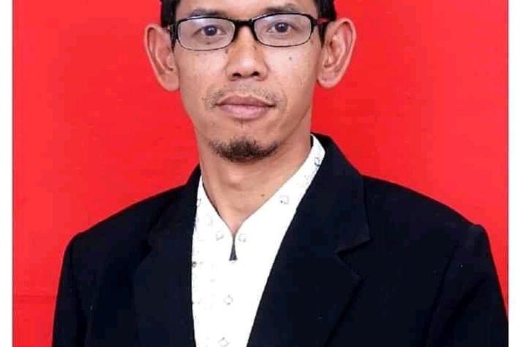 Ahmad Fauzi (39), Kepala Desa Terpilih Batur, Kecamatan Batur, Kabupaten Banjarnegara, Jawa Tengah.