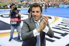 Del Piero: Cinta Saya untuk Juventus Tak Pernah Berakhir