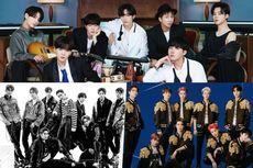 BTS, EXO dan NCT 127 Akan Bersaing di American Music Awards 2020
