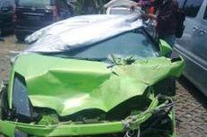 Belum Ada Rekaman CCTV Kecelakaan Lamborghini Hotman Paris
