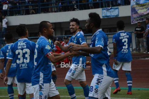 Transfer Persib Bandung, Daftar Pemain yang Dilepas dan Direkrut
