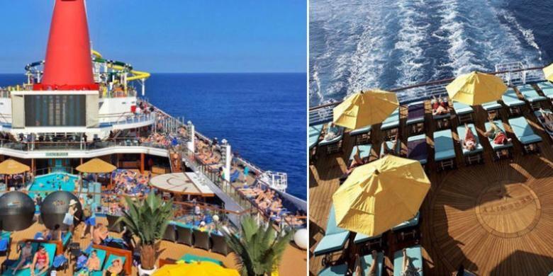 Kapal Pesiar Carnival Cruise Line