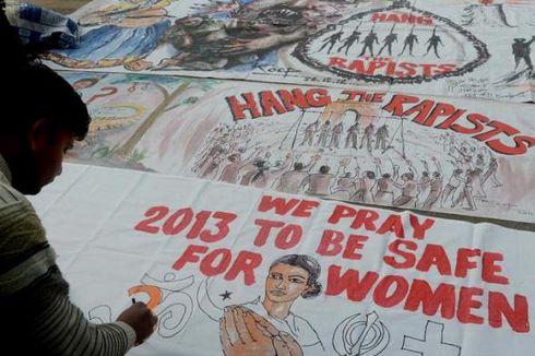 Pengadilan Tinggi India Kukuhkan Hukuman Mati 4 Pemerkosa Mahasiswi