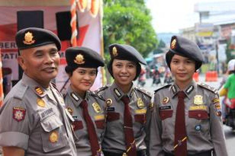Polisi Obvit Polres Semarang