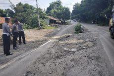 Temukan Jalan Amblas di Jalur Mudik Sumedang, Kapolres Minta Perbaikan Selesai H-7 Lebaran
