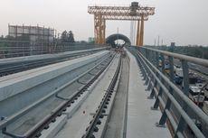 LRT Jabodebek Belum Siap Beroperasi