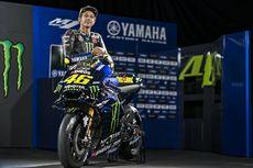 Yamaha Yakin Rossi Bisa Tampil Baik di MotoGP Qatar