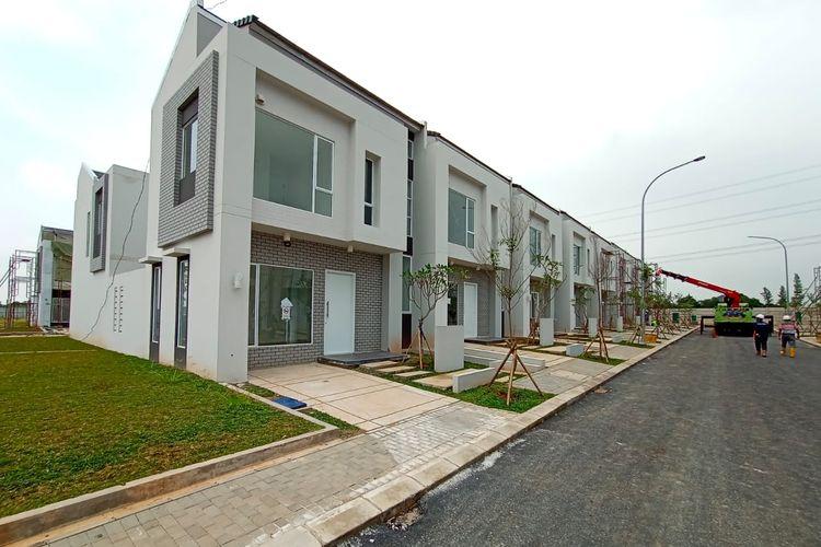 Klaster Asa di Savasa Residence, Kota Deltamas, Bekasi.
