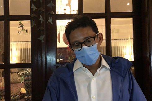 Ditunjuk Jadi Menparekraf, Ini Tugas untuk Sandiaga Uno dari Jokowi