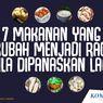 INFOGRAFIK: 7 Makanan yang Berubah Menjadi Racun bila Dipanaskan Lagi