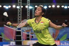 Bermain Tiga Game, Gregoria Lolos ke Final Kejuaraan Dunia Junior