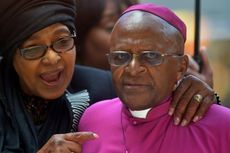 Uskup Desmond Tutu Kritik Upacara Pemakaman Mandela