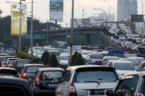 Derita Warga karena Kemacetan di Jakarta