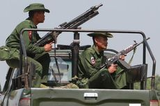 Militer Myanmar Pecat Jenderal yang Terkait Kekerasan Rohingya