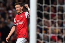 Oezil Yakin Arsenal Bisa Capai Final Liga Champions
