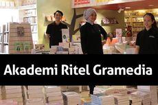 Akademi Ritel Gramedia Buka Pendaftaran, Buka Akses Kerja bagi Lulusan