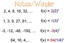 Menghitung Rasio dari Barisan Geometri