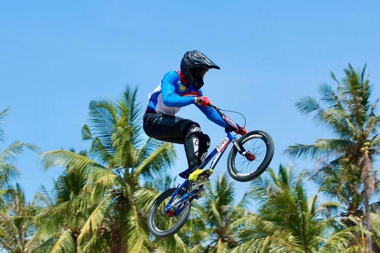 Kejuaraan BMX Banyuwangi dapat Nilai
