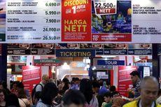 Berburu TIket Murah di Garuda Travel Fair
