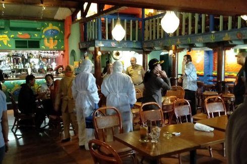 Dinkes DKI Jakarta Periksa 30 Pegawai Restoran Amigos, Ambil Sampel Air Liur