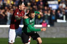 Susunan Pemain Milan Vs Atalanta - Rossoneri Pincang, La Dea Kekuatan Penuh