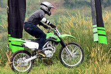 Motor Trail Bekas Tak Terpengaruh CRF250Rally
