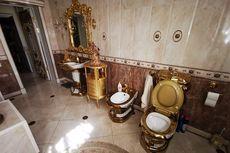 """Punya Toilet Emas di Rumah Mewahnya, Polisi Rusia Ternyata """"Nyambi"""" Jadi Mafia"""