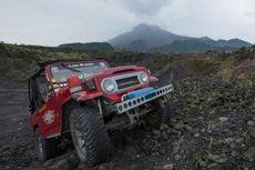 Gunung Merapi Sempat Meletus Cukup Besar, Wisata Jeep Lava Tour Masih Beroperasi