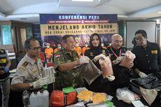 Berbagai Modus Penyelundupan Narkoba di Bandara Soetta, Ditelan hingga Dikemas Jadi Minuman Sachet