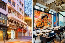 Saatnya, Karya Seni Jalanan Masuk Restoran Mewah!