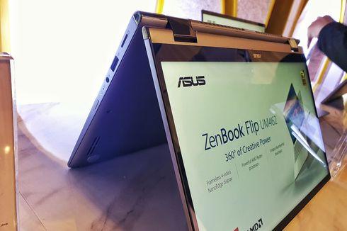 Asus Klaim Kuasai Pasar Laptop Indonesia Berkat VivoBook