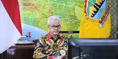 Jateng Sabet 4 Penghargaan Antikorupsi KPK, Ganjar Puji Pengelolaan Gratifikasi Jajarannya