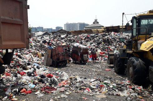 Tumpukan Sampah di TPS Muara Baru Tak Berkaitan dengan Persoalan Bantargebang