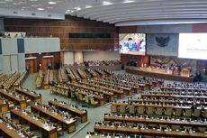 Anggota DPR Terpilih Terdiri dari 50,26 Persen