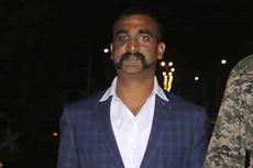 Dibebaskan Pakistan, Pilot Jet Tempur India Abhinandan Varthaman