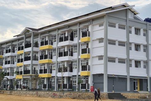 Rusun Madrasah Ini Dilengkapi Furnitur dan Ramah Difabel