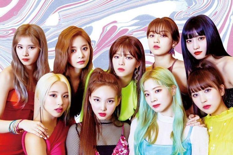 Girlband asuhan JYP Entertainment TWICE.
