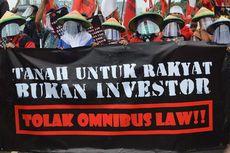 Ancaman terhadap Petani dan Potensi Konflik Agraria dalam RUU Cipta Kerja