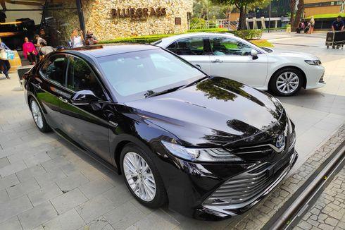 Kupas Kelebihan All New Camry Hybrid Terbaru
