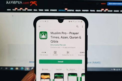 Pengembang Aplikasi Muslim Pro Angkat Bicara Terkait Tuduhan Jual Data Pengguna