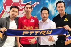 Gabriel Budi Puji Ryuji Utomo yang Berhasil Juara di Thailand