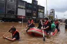 Atasi Banjir Jakarta, Pemerintah Pusat dan DKI Diminta Satu Visi hingga Satu Aksi