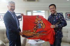 Kejuaraan Dunia MXGP Berlangsung di Pangkal Pinang