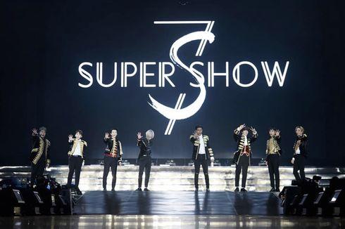 Lagu 'Lawas' Super Junior Dominasi Konser Super Show 7S, ELF Indonesia Girang