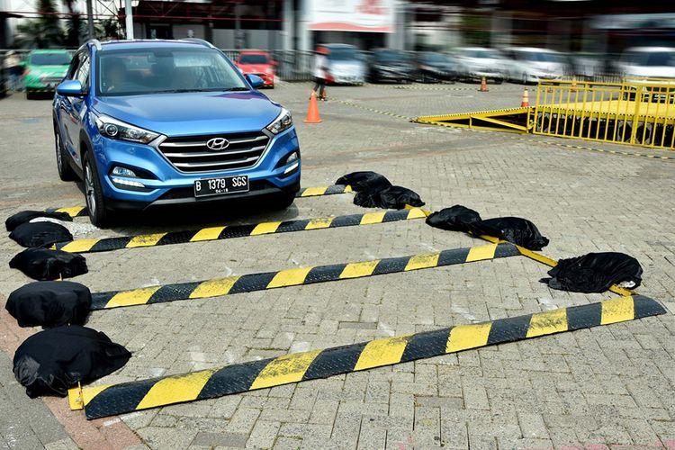 Test drive Hyundai bisa dilakuakn saat ini dalam program khusus.