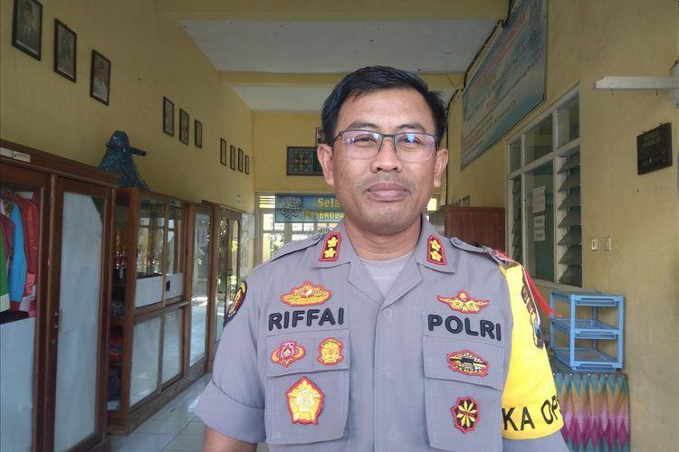 Kapolres Magetan AKBP Muhammad Riffai. Mayat berselimut di Cemoro Sewu merupakan mahasiswa korban penculikan.