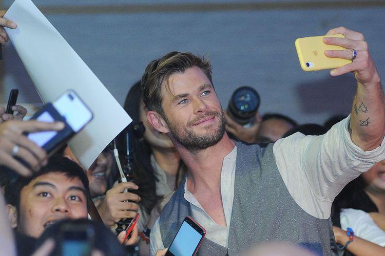Chris Hemsworth Pernah Sakit Hati Karena Gagal Perankan Gambit Dalam Film X Men