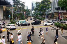 Virus Corona: Singapura Catatkan Nol Kasus Komunal 10 Hari Beruntun