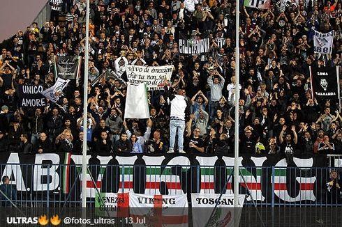 Berulah, 12 Pendukung Juventus Ditangkap Polisi Italia