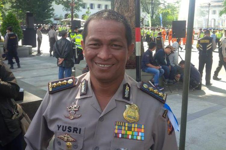 Kepala Bidang Humas Polda Jawa Barat, Kombes Pol Yusri Yunus.